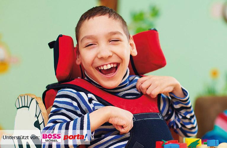 Schenke ein LächelnDie Andreas Gärtner-Stiftung hat sich zur Aufgabe gemacht, Menschen mit geistiger Behinderung und deren Angehörigen unbürokratisch und schnell Hilfe zukommen zu lassen.